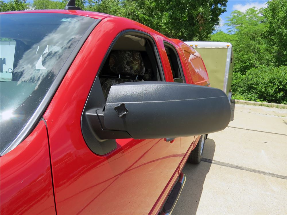 2010 chevrolet silverado cipa custom towing mirrors slip. Black Bedroom Furniture Sets. Home Design Ideas