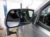 CIPA Custom Towing Mirrors - Slip On - Driver Side and Passenger Side Manual CM10900 on 2013 Chevrolet Silverado