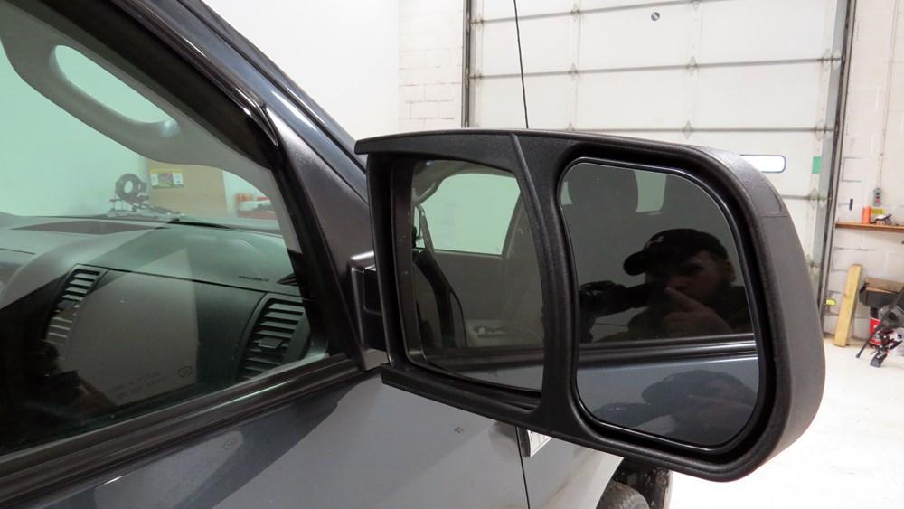 2008 toyota tundra custom towing mirrors cipa for Custom mirrors