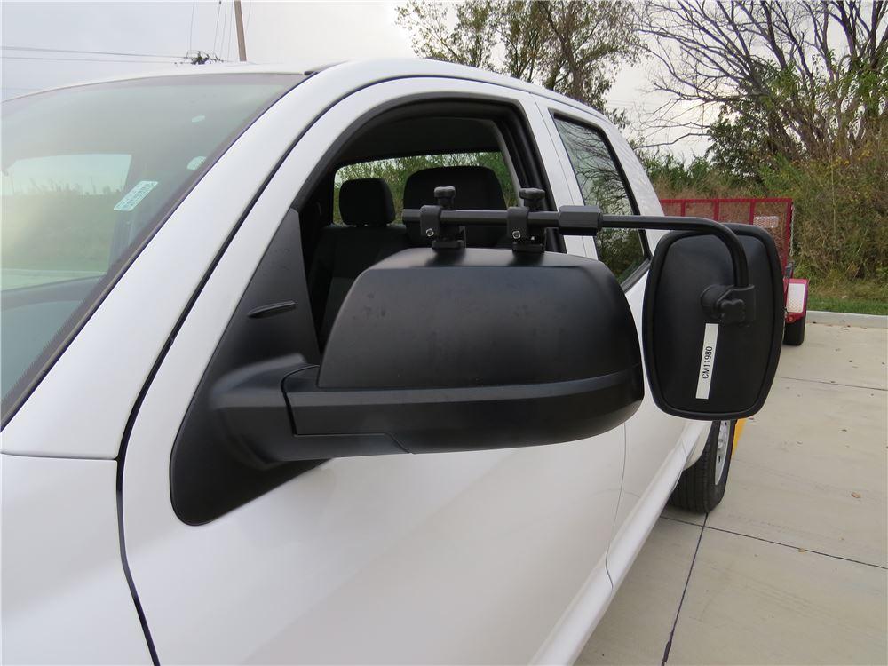 2015 Toyota Tundra Cipa Universal Fit Towing Mirror