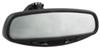 CIPA Auto-Dimming Rearview Mirror with Compass, Map Lights and Temperature Display - Wedge Mount Rectangle CM36500