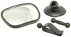 CIPA Clip-On,Suction Cup Mount Mirrors - CM49606