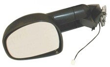 CIPA Magna Custom Extendable Towing Mirror - Electric - Driver Side Single Mirror CM73121