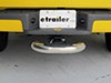 Pilot Automotive Stainless Steel Hitch Step - CR-600 on 2001 Ford Ranger