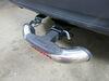 0  hitch step pilot automotive lighted 350 lbs in use