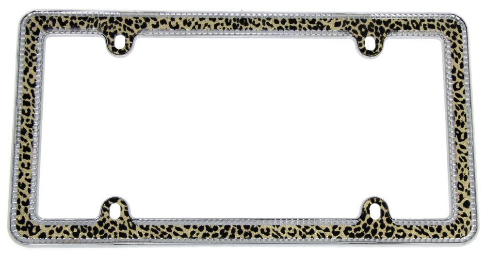 CR18517 - Novelty Cruiser License Plates and Frames