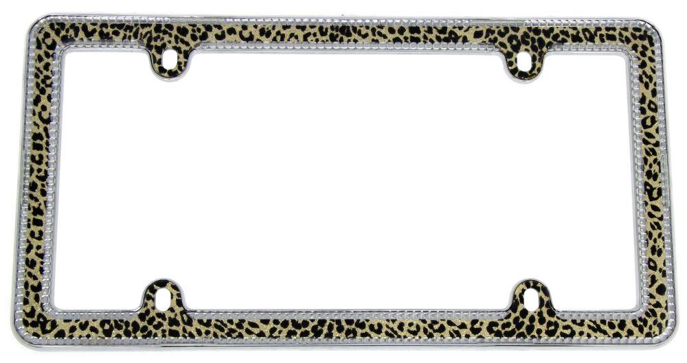 CR18517 - Tag Frame Cruiser License Plates and Frames