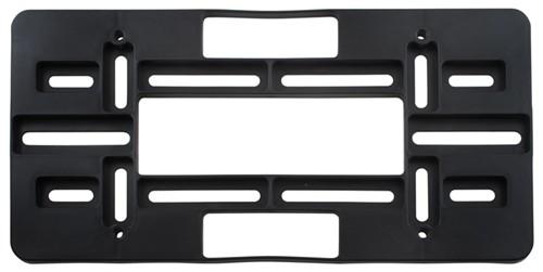 Compare License Plate Bracket vs License Plate Mounting | etrailer.com