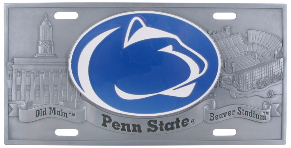 Siskiyou Penn State License Plates and Frames - CSP325