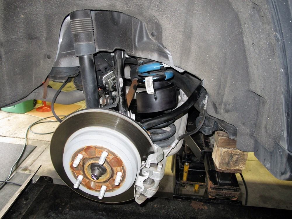 2013 Chevrolet Equinox Coil SumoSprings Custom Helper ...