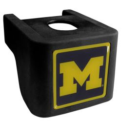 "Michigan Wolverines Shin Shield for 1-1/4"" and 2"" Ball Mounts"