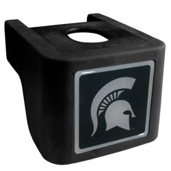 "Michigan State Spartans Shin Shield for 1-1/4"" and 2"" Ball Mounts"