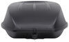 Car Top Cargo Rooftop Cargo Box - 18 cu ft - Black Black CTC-18S