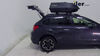 Roof Box CTC-18S - Large Capacity - Car Top Cargo on 2014 subaru xv crosstrek