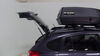 Roof Box CTC-18S - Aero Bars,Factory Bars,Square Bars,Round Bars,Elliptical Bars - Car Top Cargo on 2014 subaru xv crosstrek