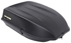 Car Top Cargo Rooftop Cargo Box - 18 cu ft - Black