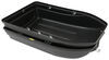 Car Top Cargo Rooftop Cargo Box - 9 cu ft - Black Extra Small Capacity 283-RBSM