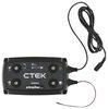 CTEK D250S Dual Battery Charger 12V- 20a, 5 step, Heavy Duty 12V CTEK40186