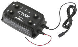 CTEK D250S Dual Battery Charger 12V- 20a, 5 step, Heavy Duty