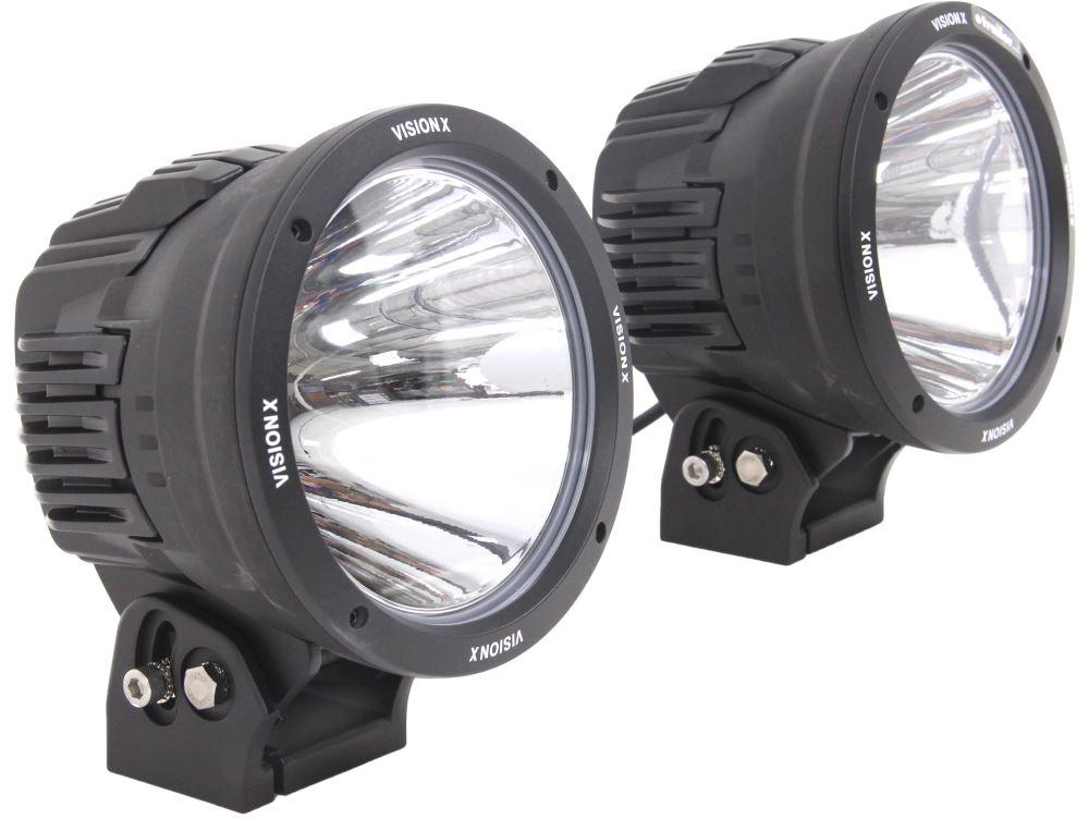 vision x light cannons off road light kit led 180