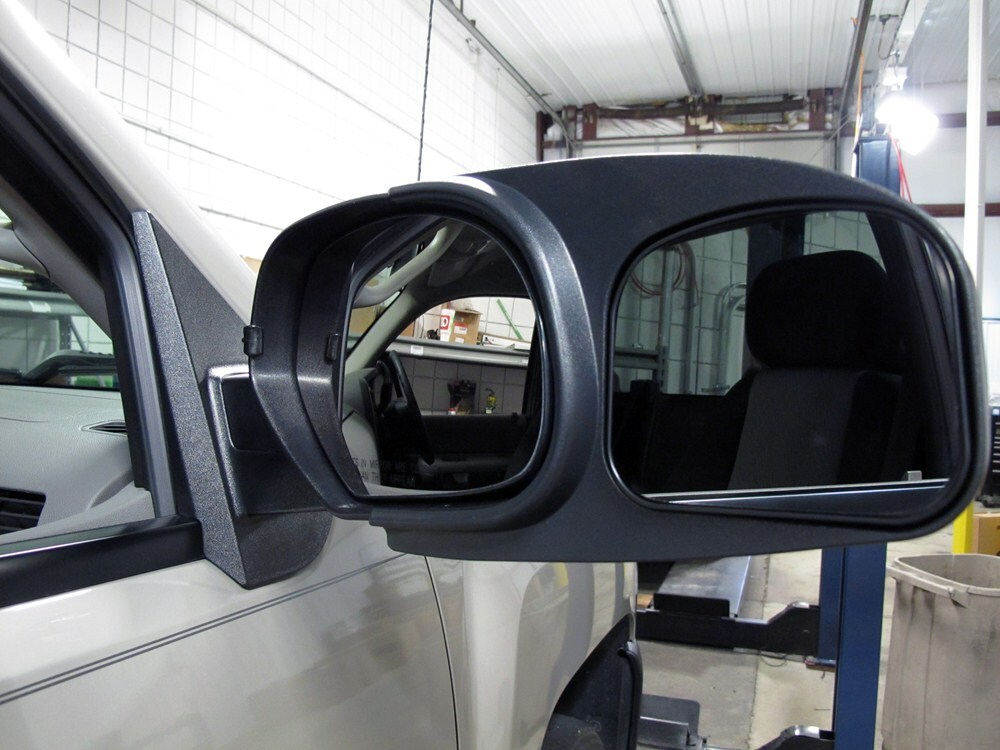 2009 chevrolet silverado the original custom towing mirror. Black Bedroom Furniture Sets. Home Design Ideas