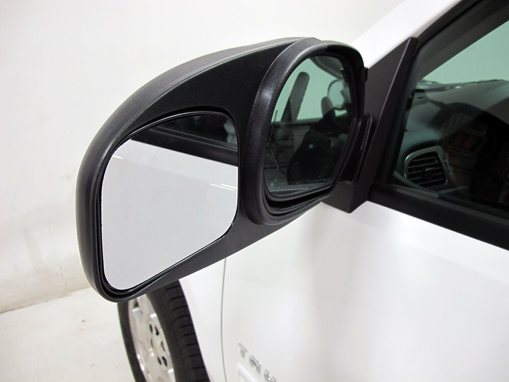 2011 chevrolet tahoe custom towing mirrors longview for Custom mirrors