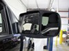The Original Custom Towing Mirror Slide-On Mirror (Pair) Non-Heated CTM2300B on 2013 Ford F-150