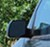 longview custom towing mirrors slide-on mirror non-heated ctm2500
