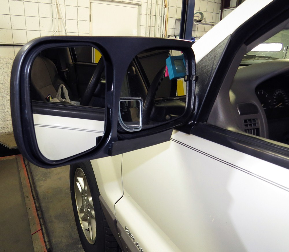 2004 jeep grand cherokee custom towing mirrors longview for Custom mirrors