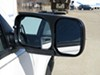 Longview Pair of Mirrors Custom Towing Mirrors - CTM3400A on 2004 Jeep Grand Cherokee