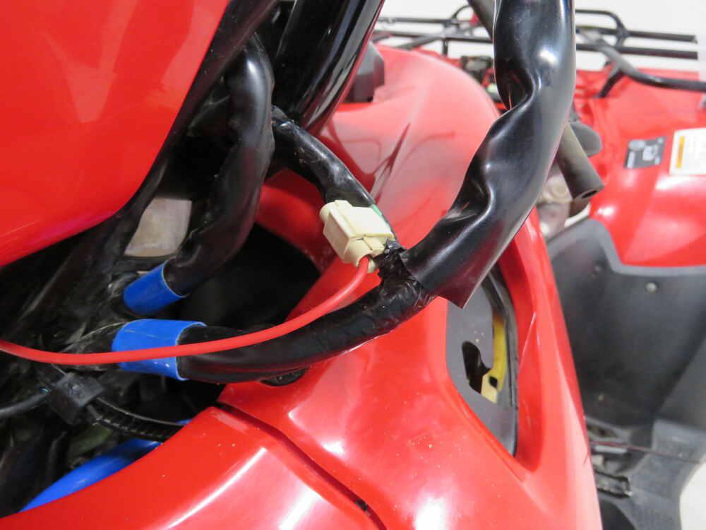 ComeUp Cub 3s ATV Winch - Synthetic Rope - Hawse Fairlead - 3,000