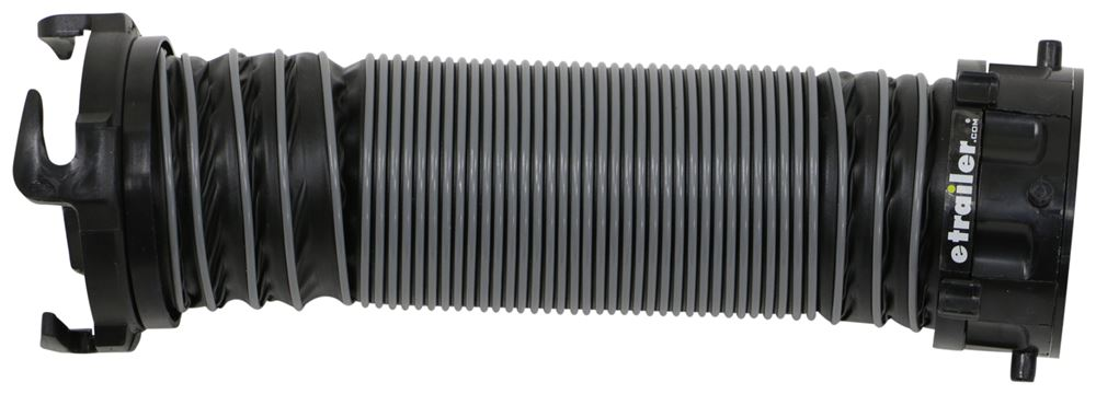 SilverBack RV Sewer Compartment Hose - 2' Long 24 Mil - Extra Thick D04-0602