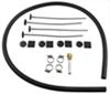 derale transmission coolers tube-fin cooler dyno-cool kit - class i economy