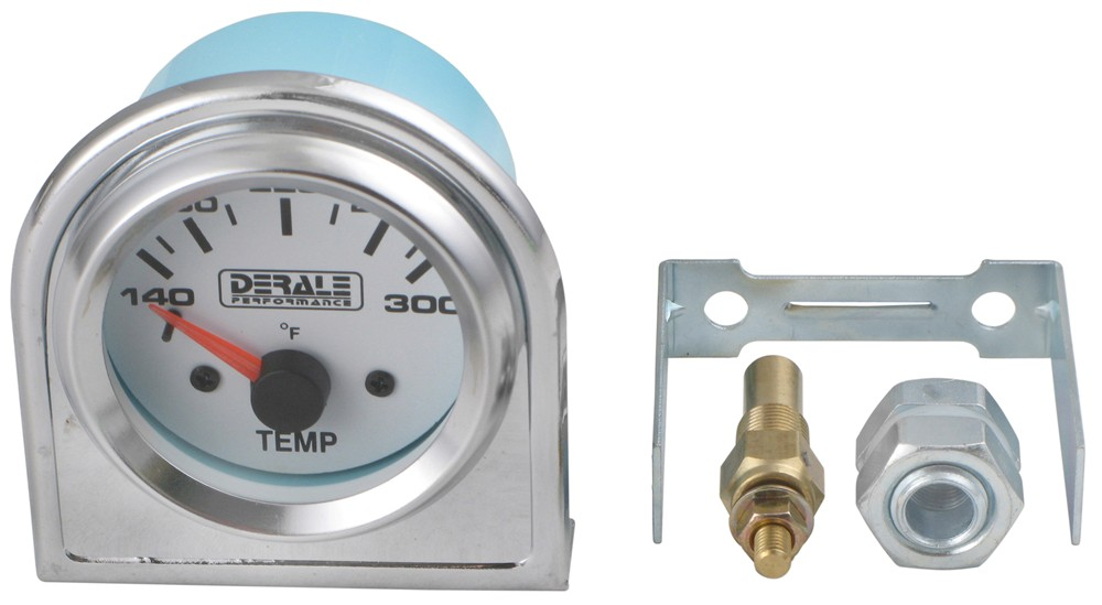 Accessories and Parts D13009 - Temperature Gauge - Derale
