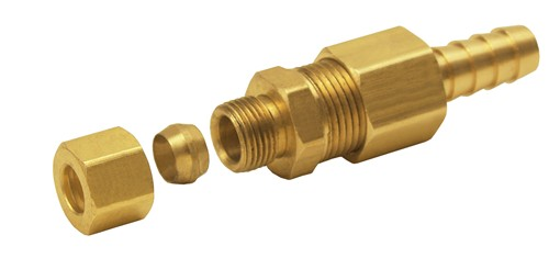 Accessories and Parts D13031 - Fittings - Derale