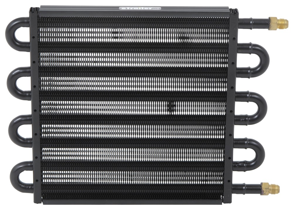 Derale 13317 Series 7000 Tube and Fin Cooler Core