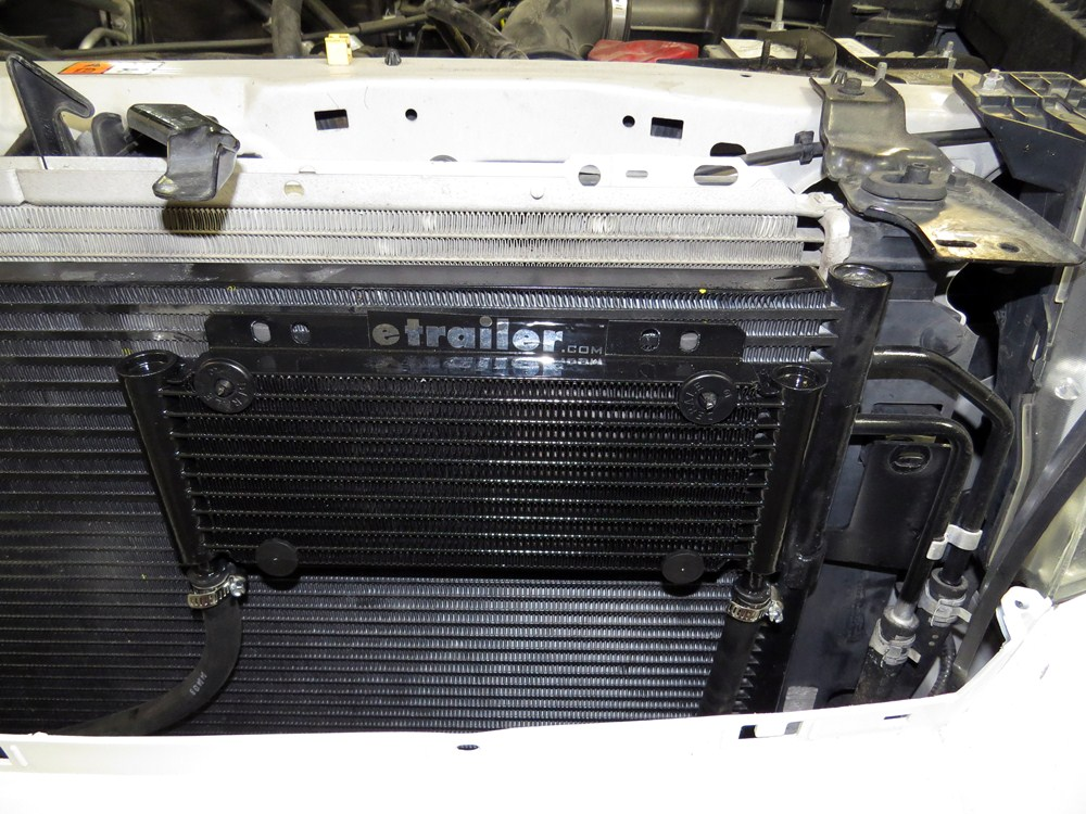 2007 Chrysler Pacifica Transmission Coolers Derale