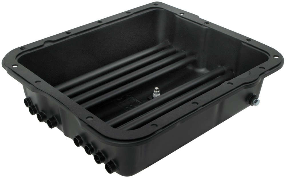 Gm 700r4 Transmission >> Derale Transmission Pan Cooler for GM 700R4 and 4L60E Derale Transmission Coolers D14204