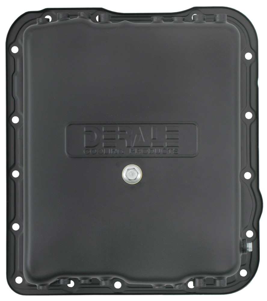 Derale Transmission Pan Cooler For Gm 700r4 And 4l60e Saturn Vue Coolers D14204