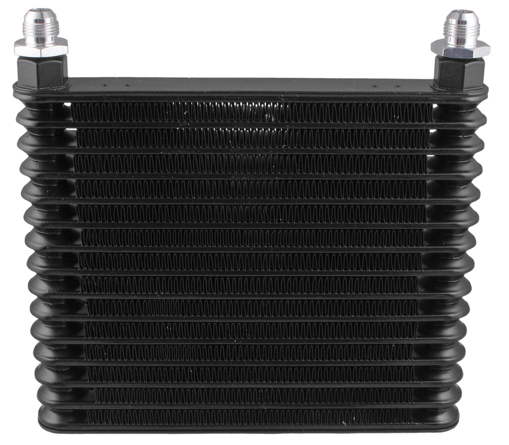 Engine Oil Cooler : Chrysler town and country derale plate fin engine oil