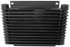 Derale 9-7/8W x 9-1/2T x 1-1/4D Inch Engine Oil Coolers - D15451