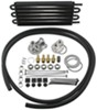 derale engine oil coolers  tube-fin cooler kit w/ spin-on adapter (multiple threads) - class iii