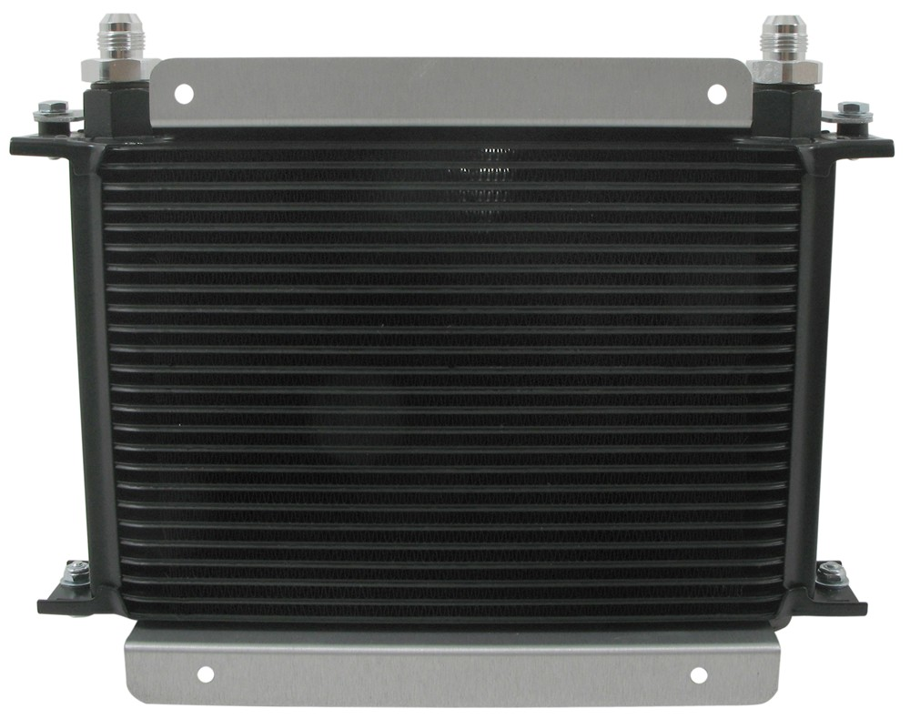 Engine Oil Cooler : Jeep cherokee derale hyper cool remote engine cooler