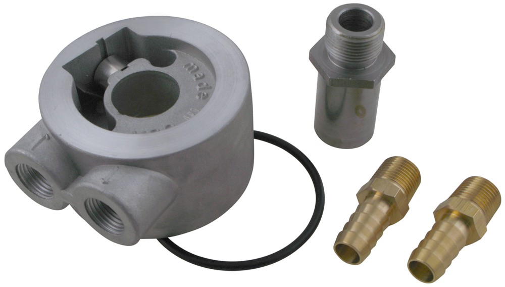 Derale 15732 Thermostatic Sandwich Adapter Kit