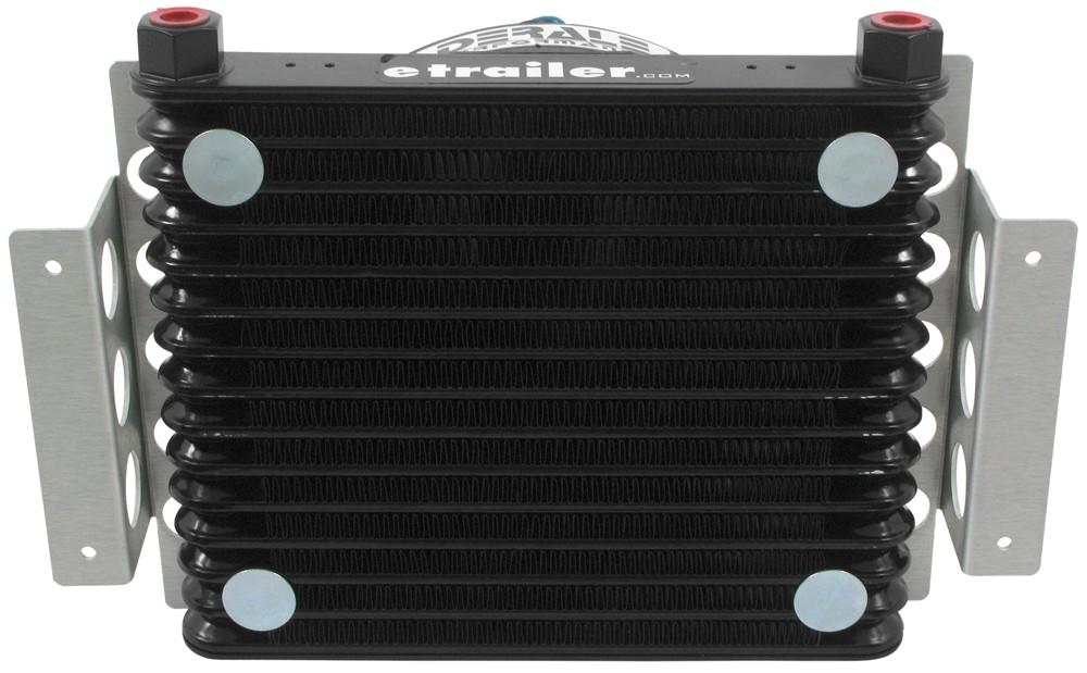 Derale Atomic Cool Remote Transmission Cooler Kit W Fan