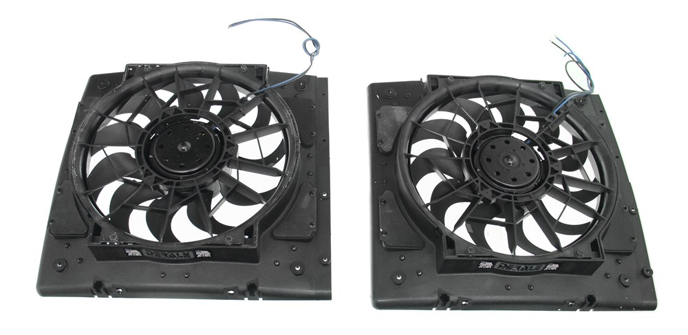 Radiator Fans D16934 - High-Output Fan - Derale