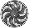 D18916 - Curved Blade Derale Electric Fans