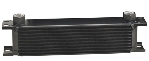 D51078 - With - 10 AN O-Ring Derale Transmission Coolers