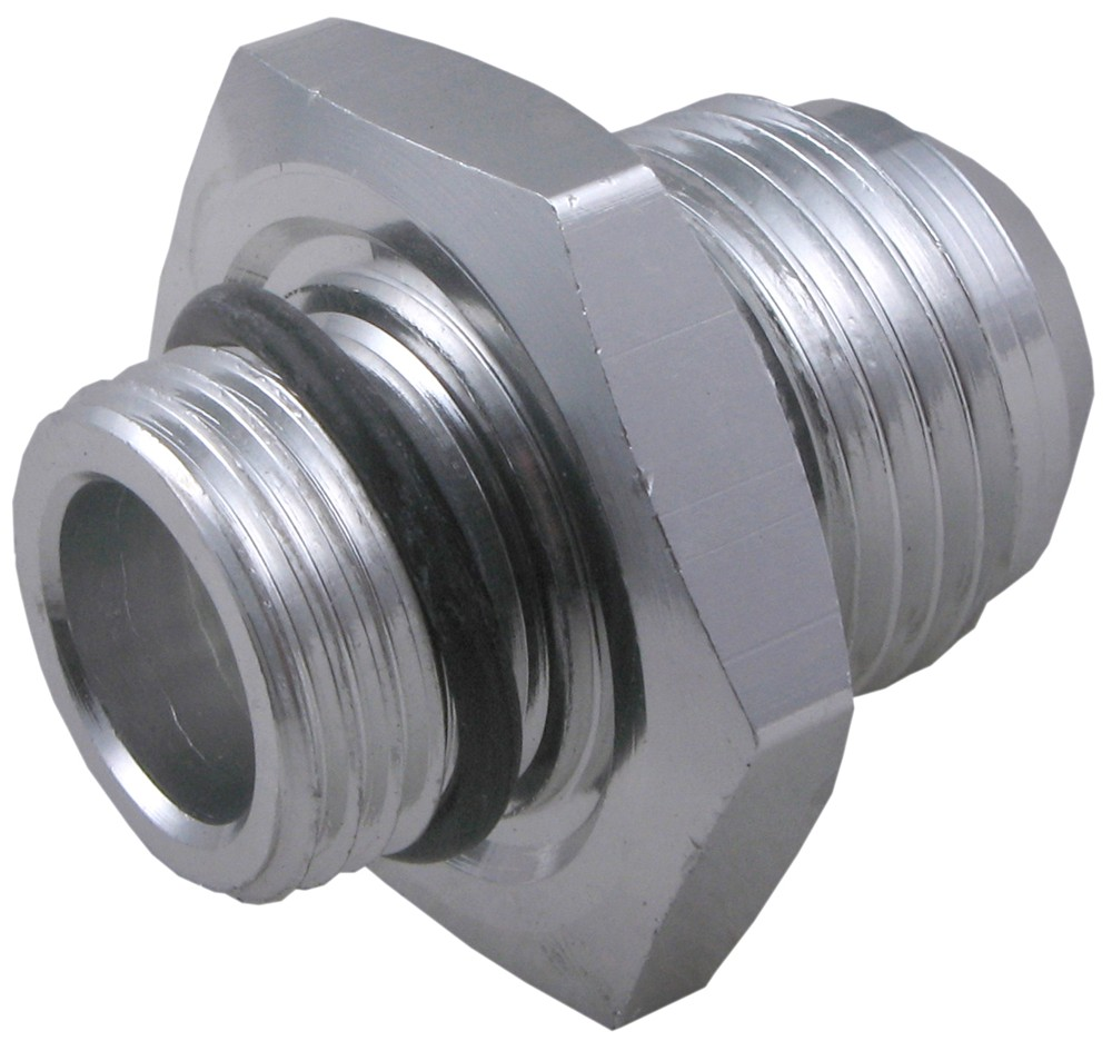 Derale an o ring aluminum adapter fitting