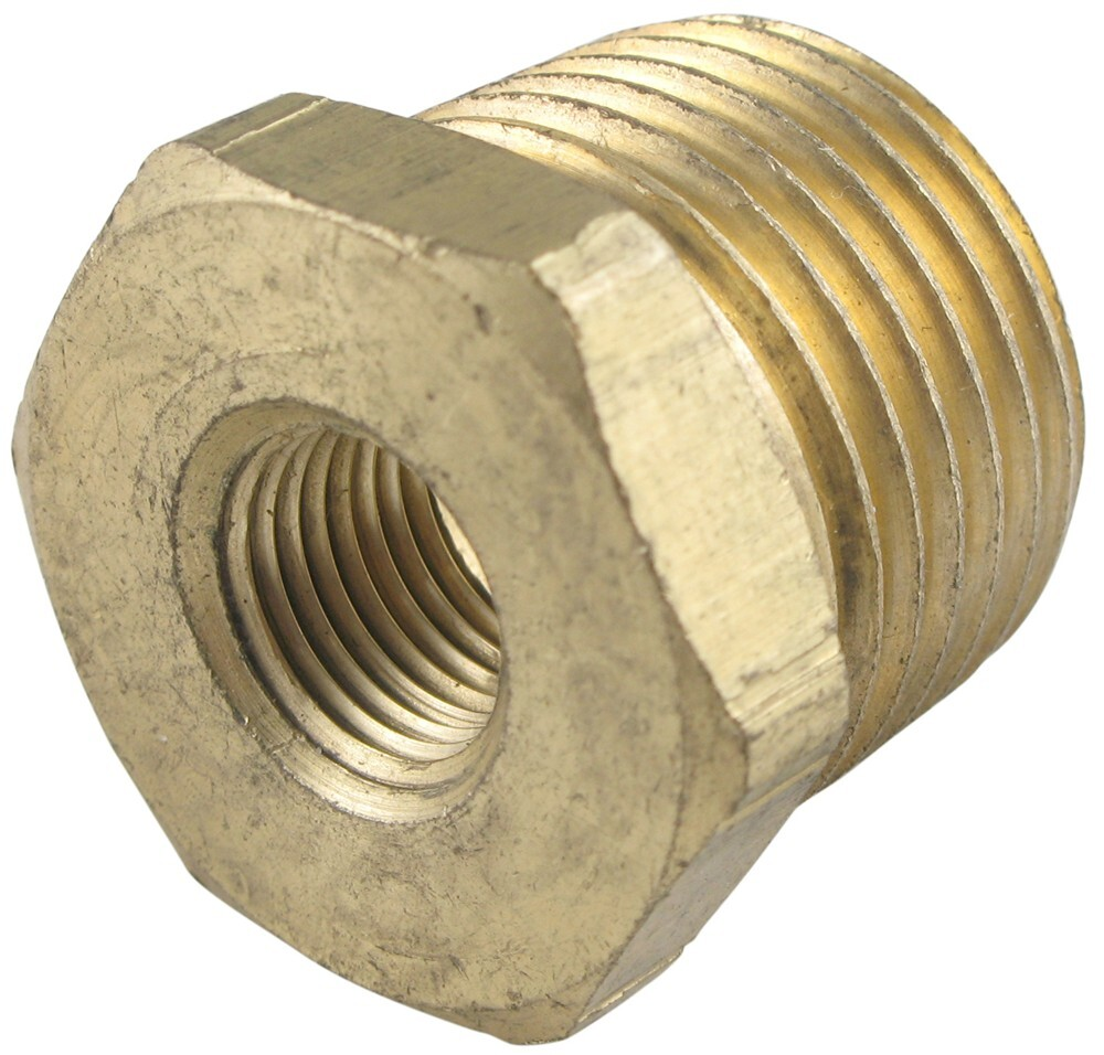 Derale quot male female reducer bushing